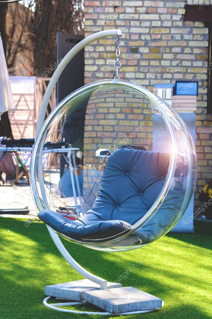 Hanging Bubble Chair for relax