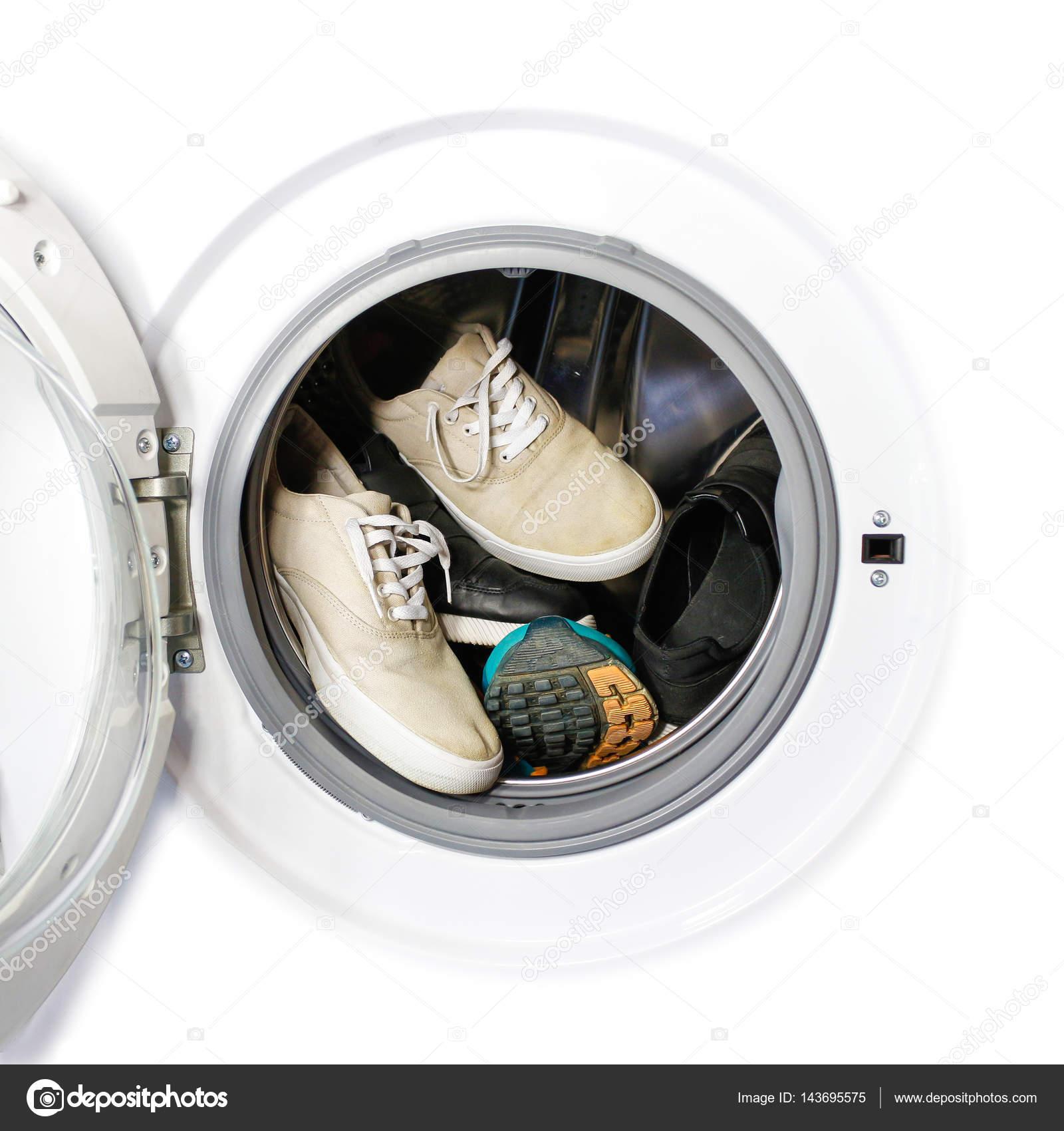chaussure machine a laver