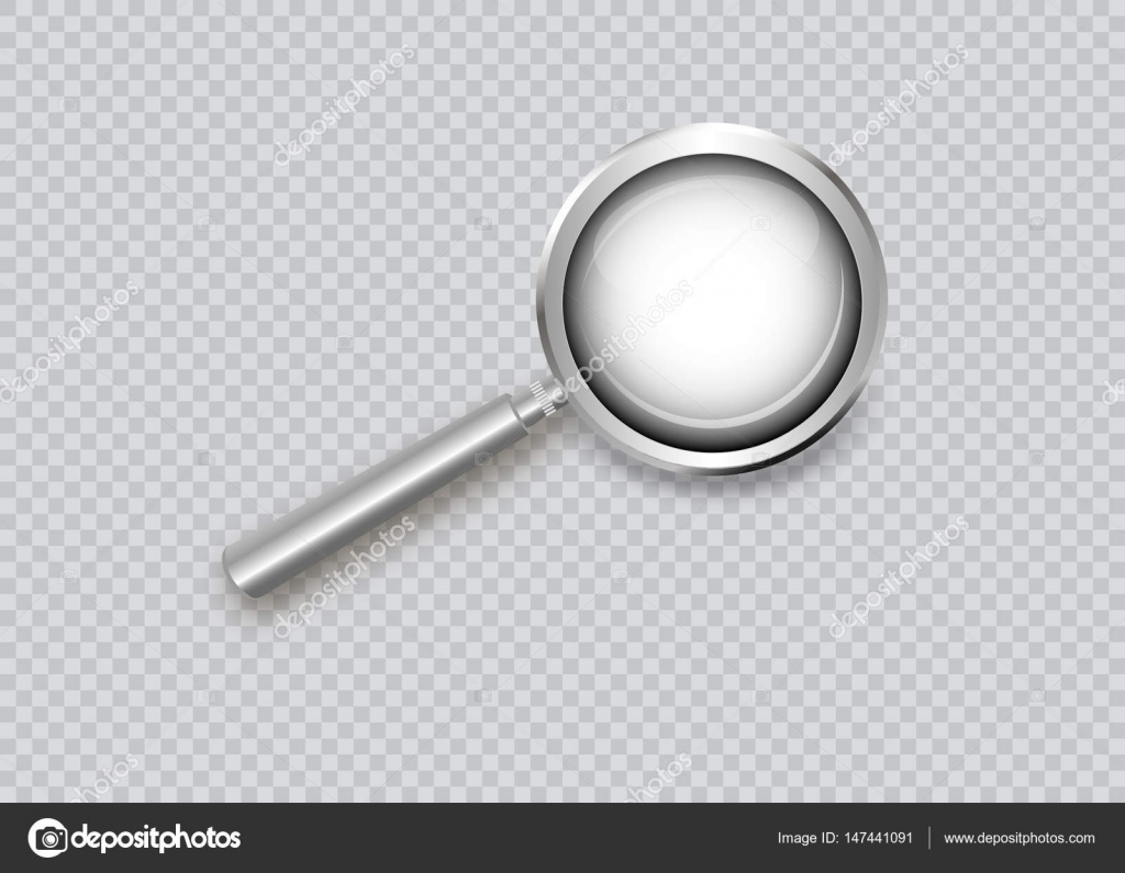 depositphotos_147441091-stock-illustration-magnifying-glass-isolated-on-a Faszinierend Lupe Mit Licht Dekorationen