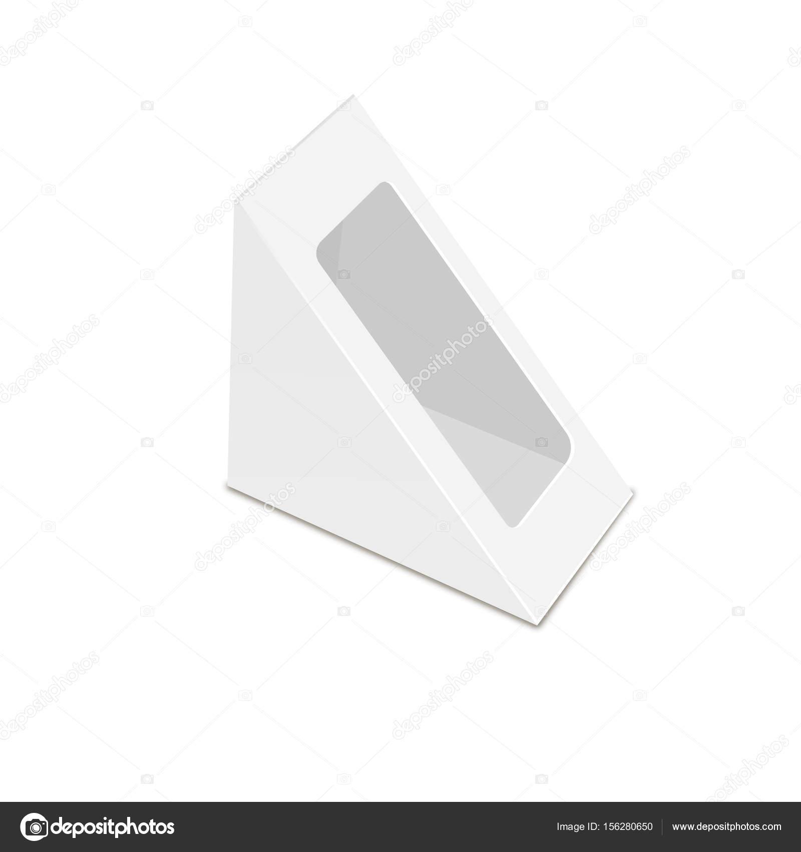 Karton leer leer Anzeige Show Box Halter für Flyer, Broschüren ...