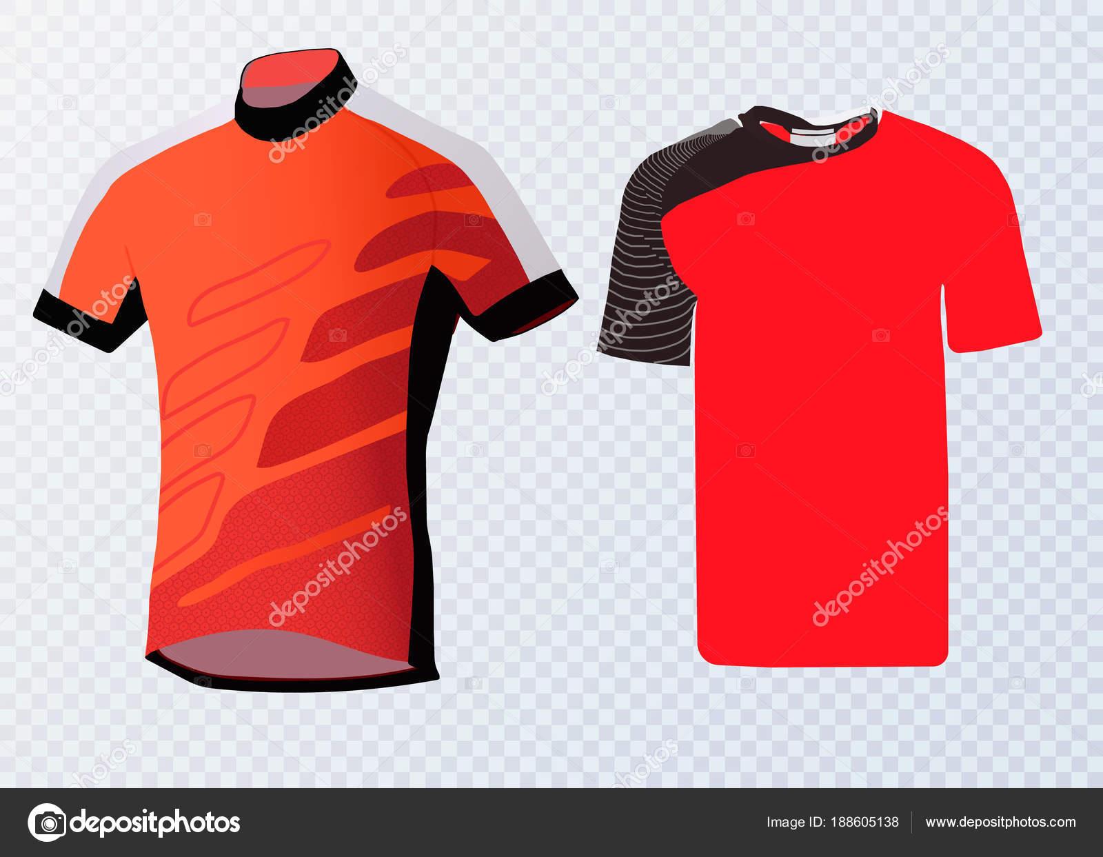 soccer jersey template mock up football uniform for football club