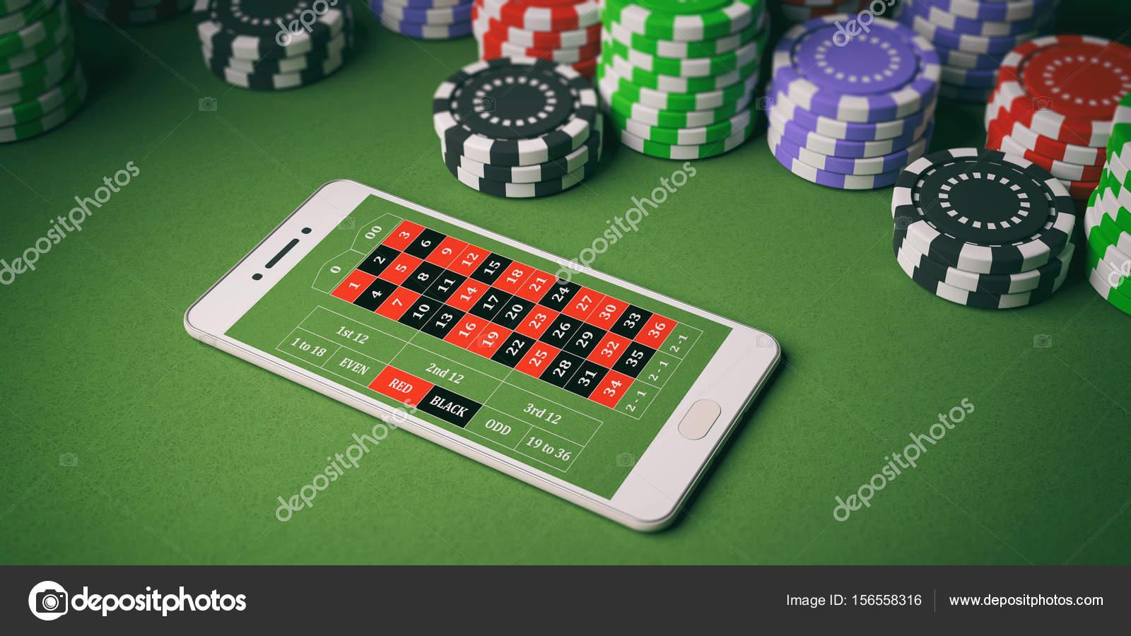 казино на смартфон
