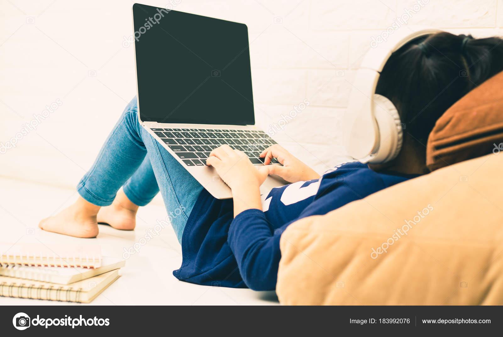 bredband med dator