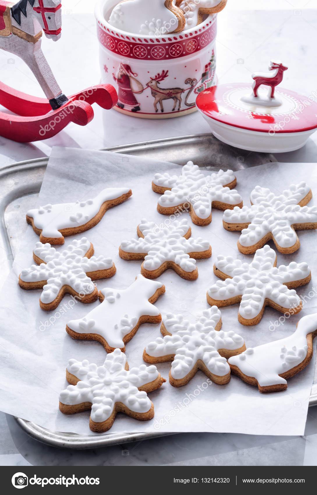 Biscotti Classici Di Natale.Biscotti Di Natale Classici Foto Stock C Kovenkin 132142320