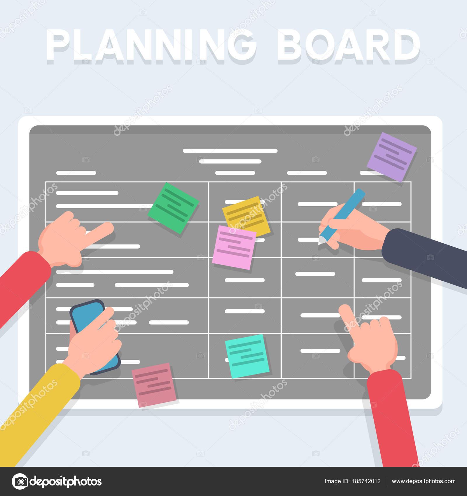 Business Software Entwicklung Team Planung Iterationen