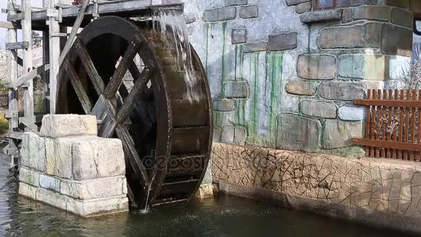 starý vodní mlýn