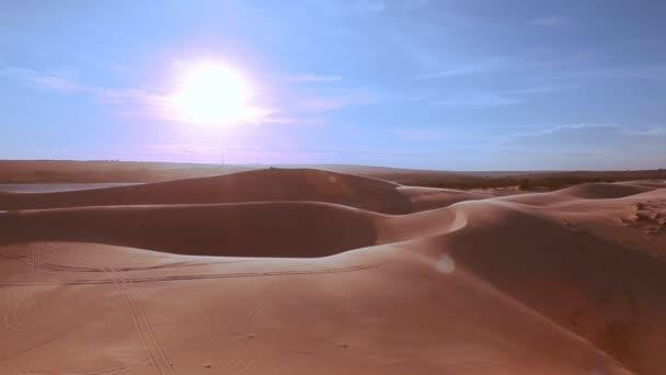 Sivatagi horizon pásztázó