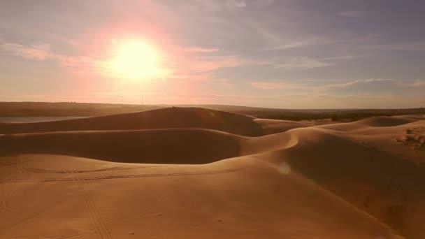 Sivatagi horizon pásztázás jobbra