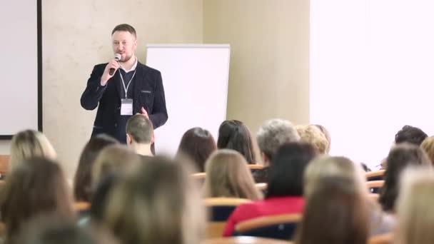 Obchodní konference a prezentace