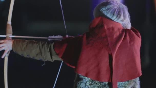 Medieval Archer To Use A Bow