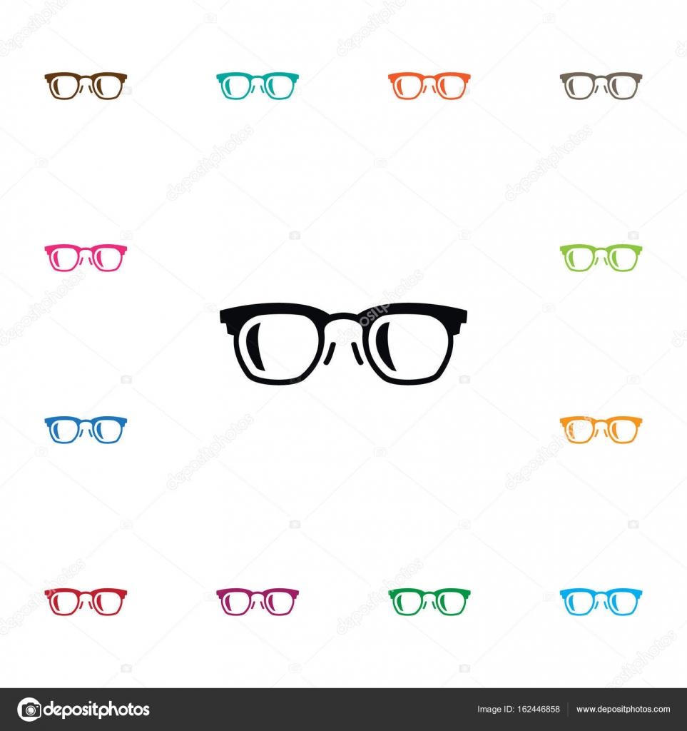 4b0418b1e3dc4 Óculos de sol vetor elemento pode ser usado para o conceito de Design do  Frame