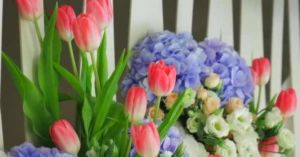 dekorace svatební table.floral opatření a dekorace.