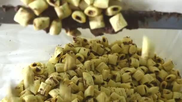 produkci kukuřice občerstvení v továrně