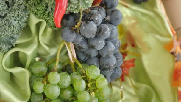 složení zeleniny a ovoce