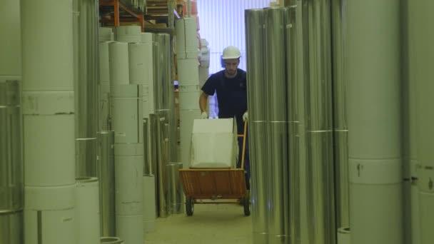 Konzept Männer Einkaufen Bau Sb Warenhaus Ist Paradies Für Handwerker Männer Ein Mann Arbeitet In Einem Bau Geschäft