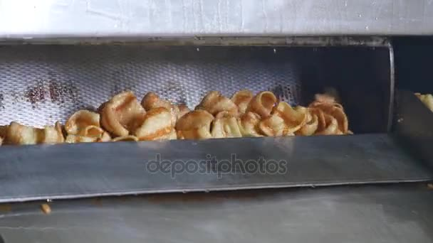 Snack gépsor a gyárban