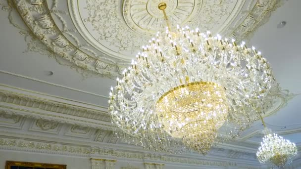 lustr v restauraci, vnitřní element