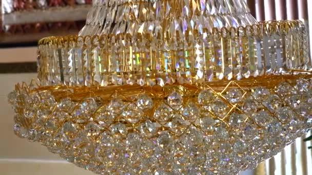 Kronleuchter Klein Kristall ~ Kristall kronleuchter hautnah auf dem kristall eine