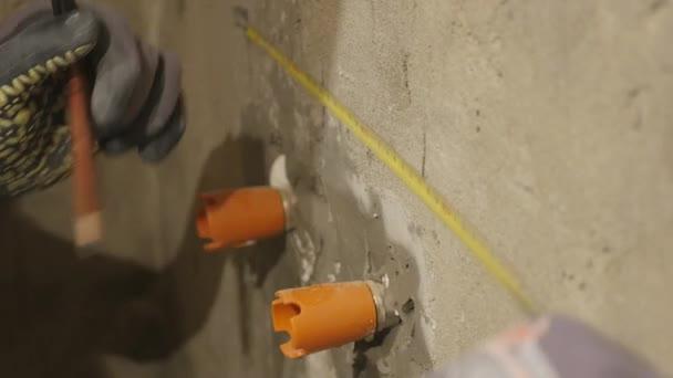 měření s páskou opatření