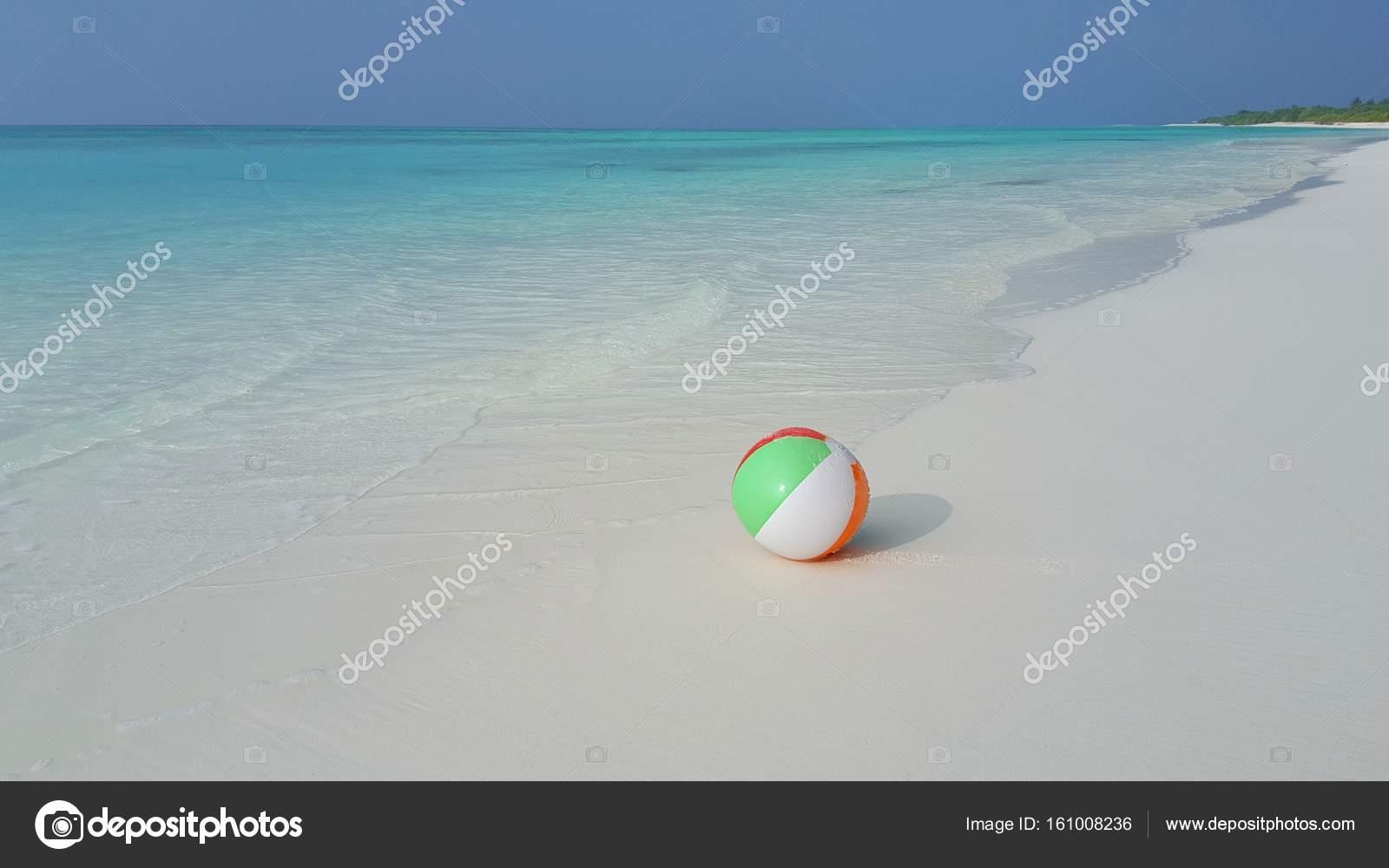 Beach ball in ocean Sand P00263 Maldives White Sandy Beach Ball On Sunny Tropical Paradise Island With Aqua Blue Sky Sea Maryland Coast Dispatch P00263 Maldives White Sandy Beach Ball On Sunny Tropical Paradise