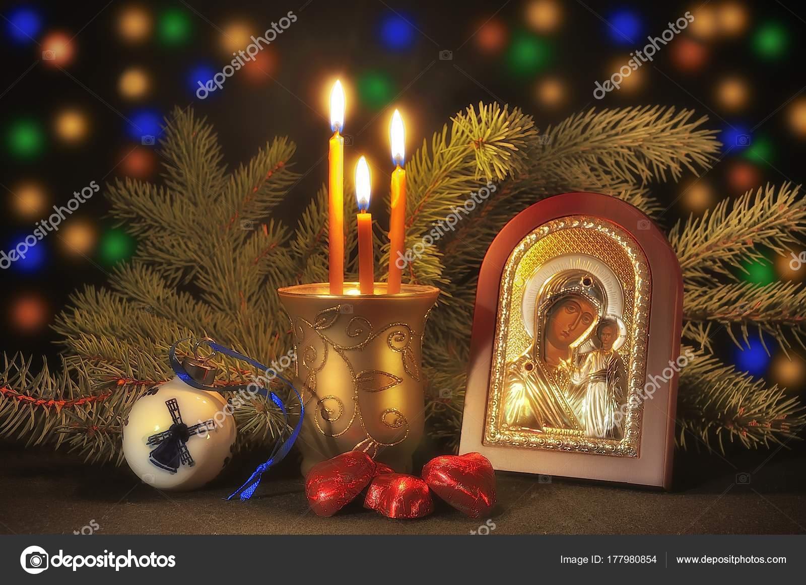 Glückwünsche Zu Weihnachten.Neujahr Karte Glückwünsche Für Weihnachten Und Silvester Stockfoto