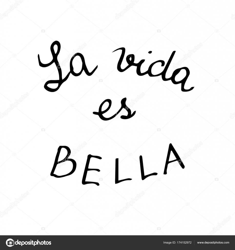 Beautiful Love Quotes In Spanish: La Vida Es Bella Frases T La Vida Es Bella Vida Es Bella Y