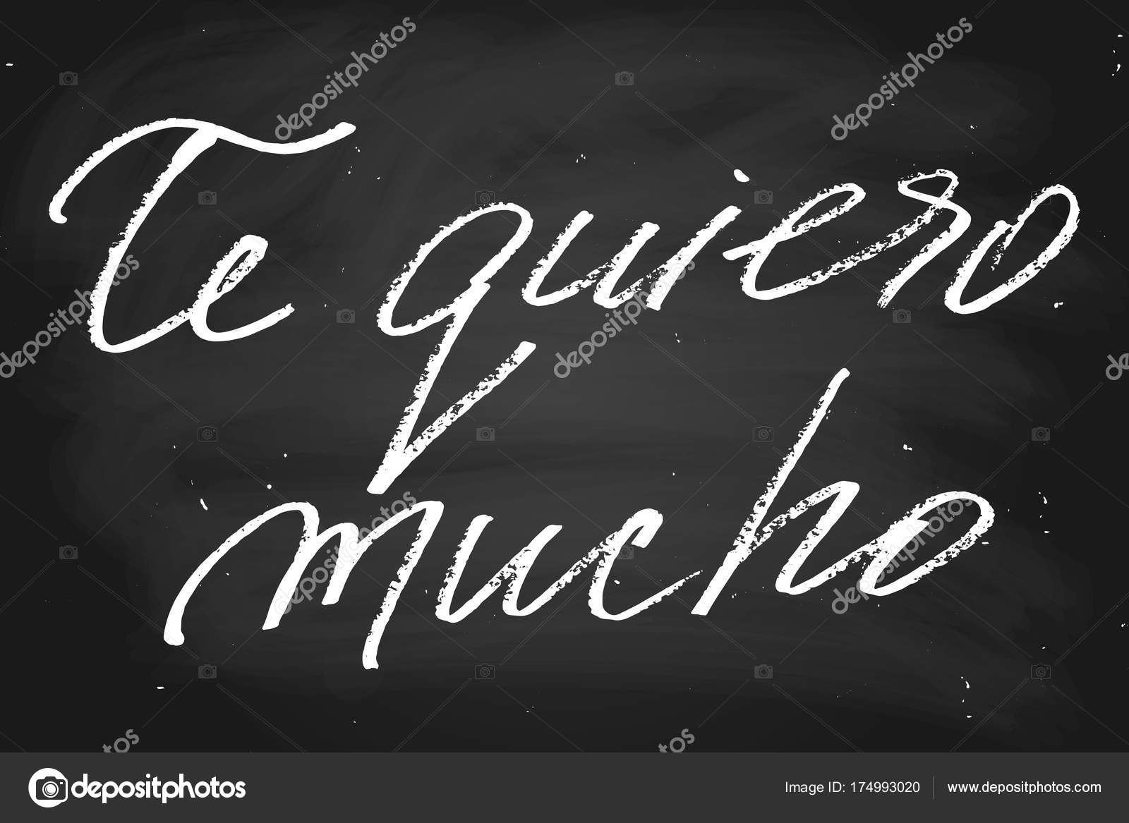 te quiero mucho i love you i want you very much in spanish h