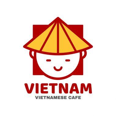 Vietnam logo template design. Vector