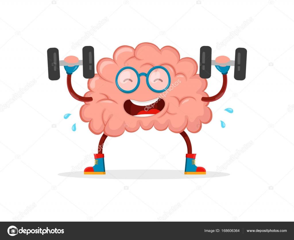 treine seu c u00e9rebro desenho de vetor de c u00e9rebro liso brain vector icon brain vector clip art