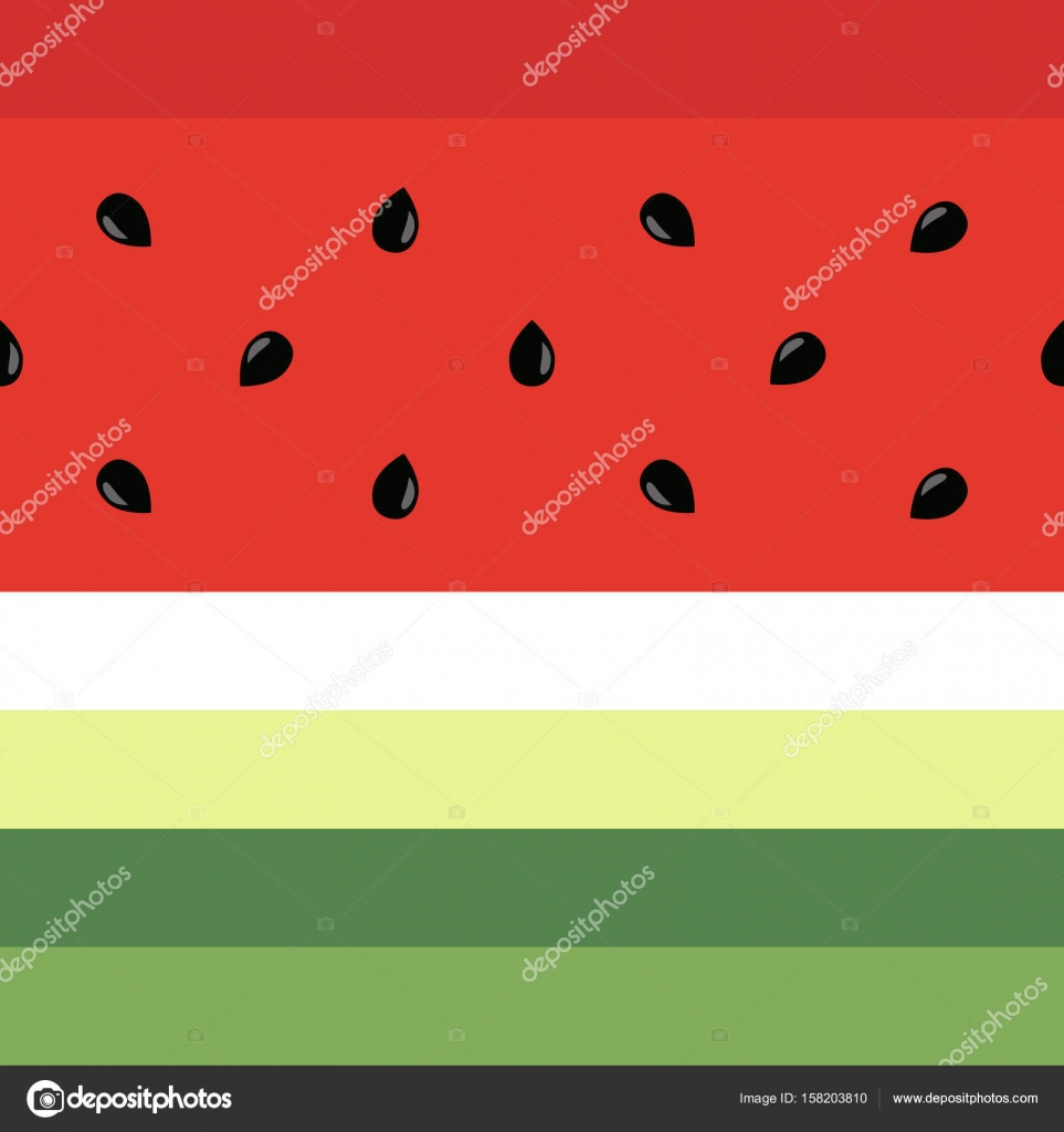 Top Wallpaper High Quality Pattern - depositphotos_158203810-stock-illustration-minimalist-watermelon-high-quality-seamless  Pictures_999178.jpg