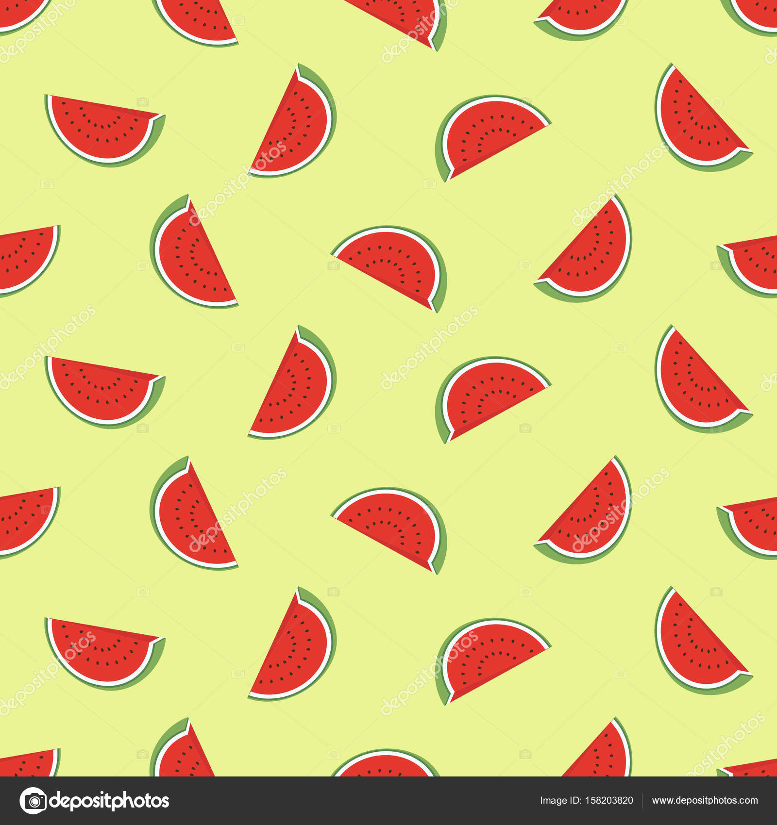 Top Wallpaper High Quality Pattern - depositphotos_158203820-stock-illustration-minimalist-watermelon-high-quality-seamless  Pictures_999178.jpg