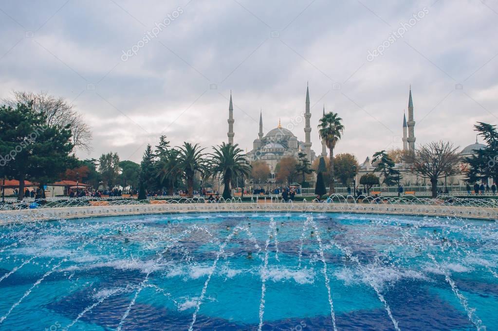 Turkey Istanbul street