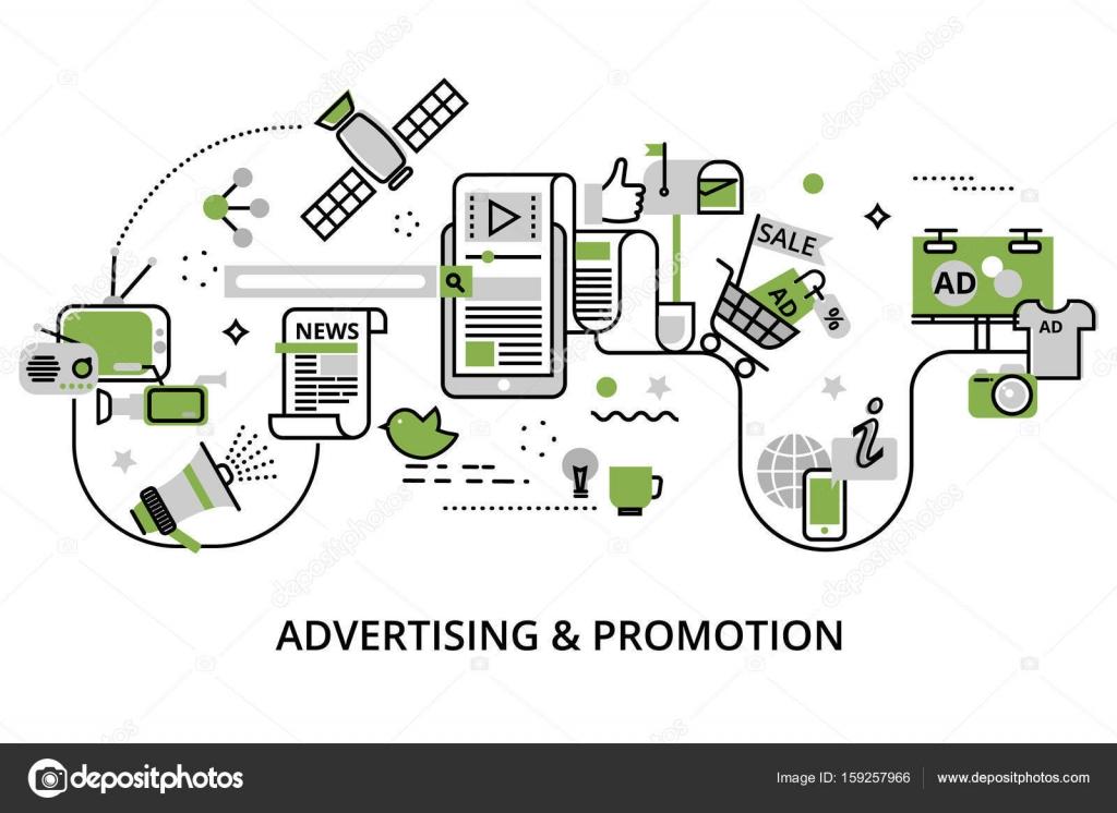 kedvezményes üzlet legjobb cipő hangulatos friss Reklám, marketing- és promóciós folyamat, gree fogalmának — Stock ...