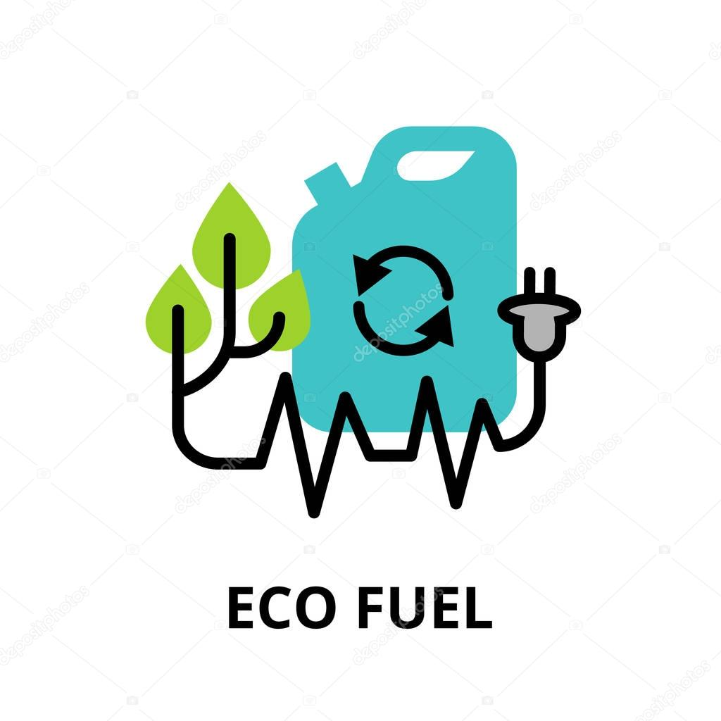 Concept of Eco fuel, technologies of future and green energy