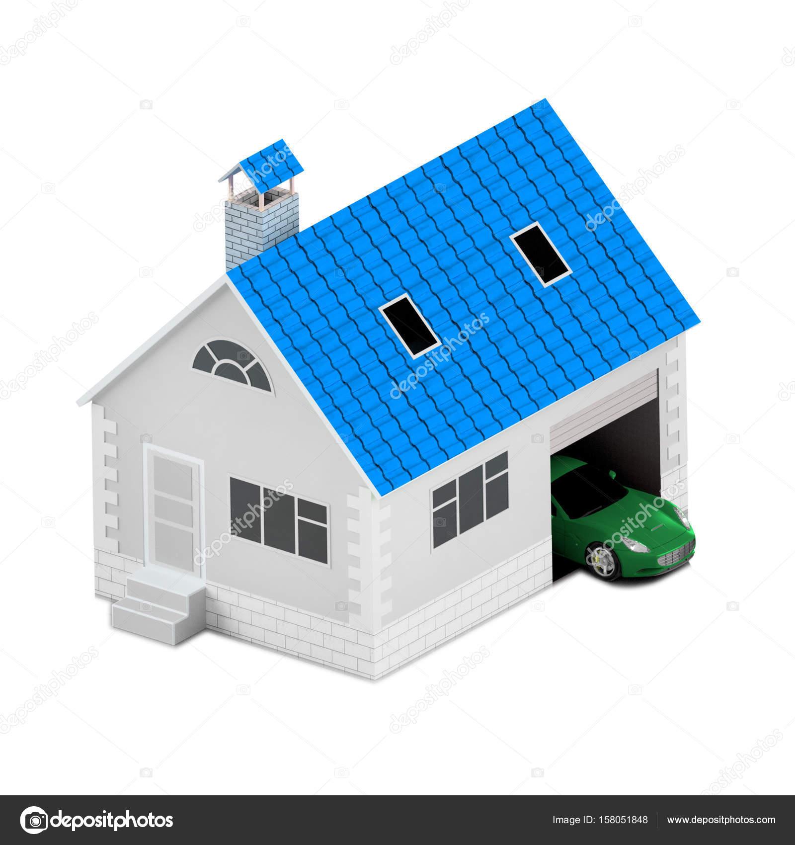 Verzekering Huis Huis Leven De Bescherming Van De Auto Kopen Van