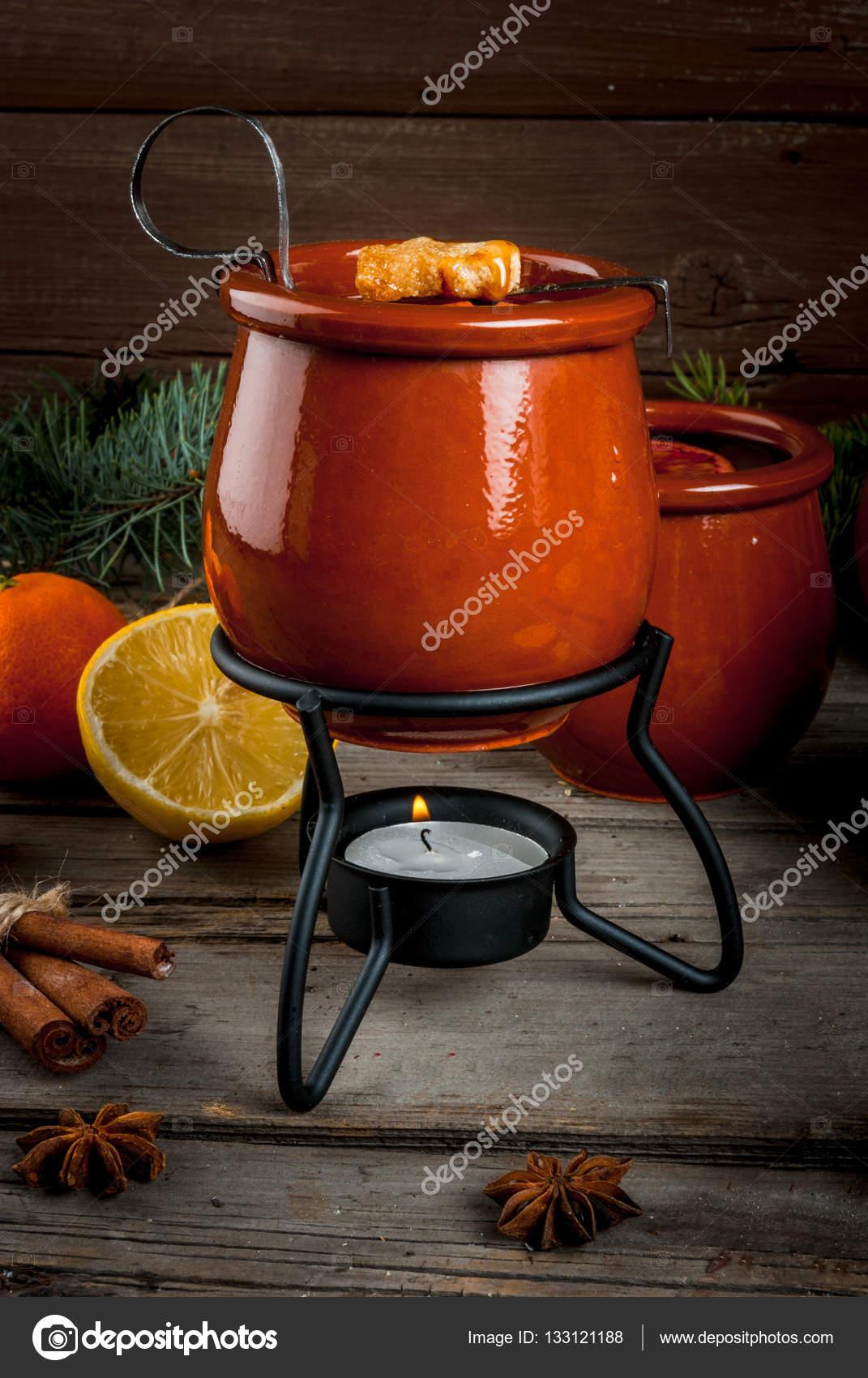 Traditionelle deutsche Weihnachten Getränk