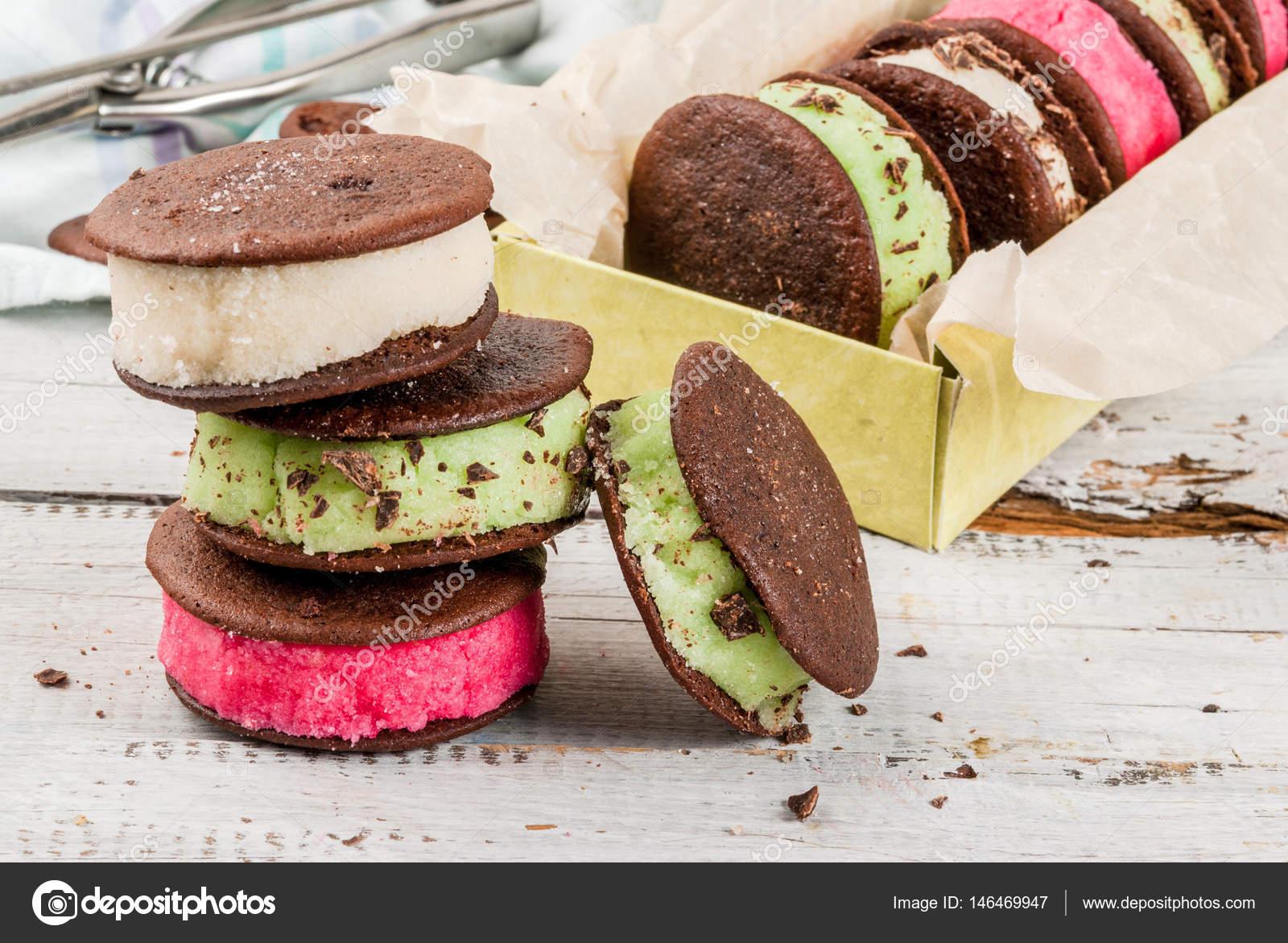 Dondurmalı Sandviçler