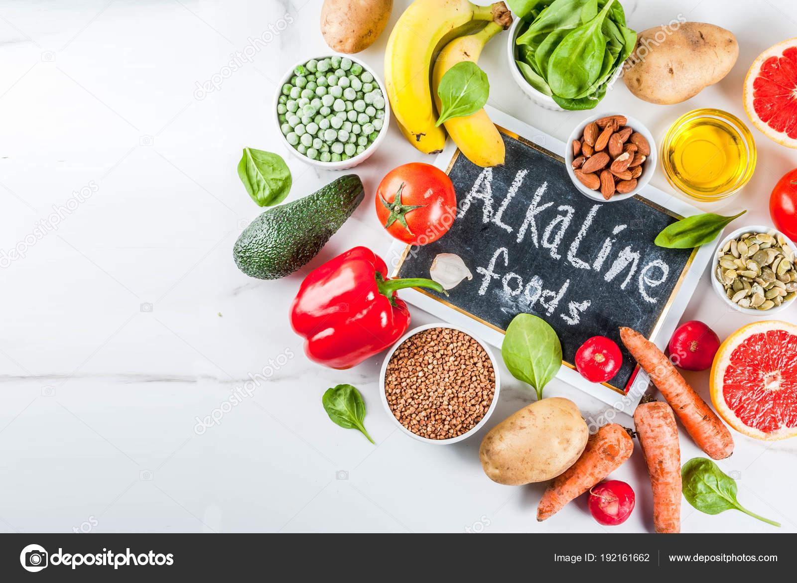 Alkali diyeti nasıl yapılır öğrenmek için tıklayın