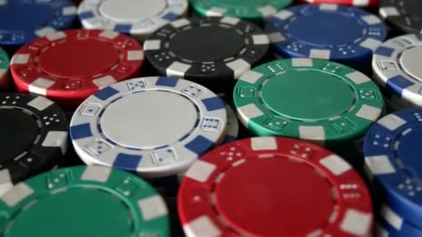 Fiches da poker gioco dazzardo gioco di carte