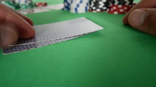 Combinazione di poker vincente. Vincitore nel Poker