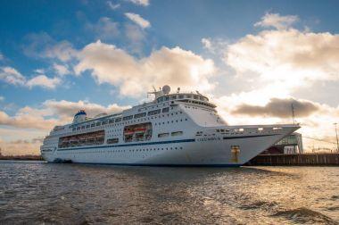 Cruise ship Columbus