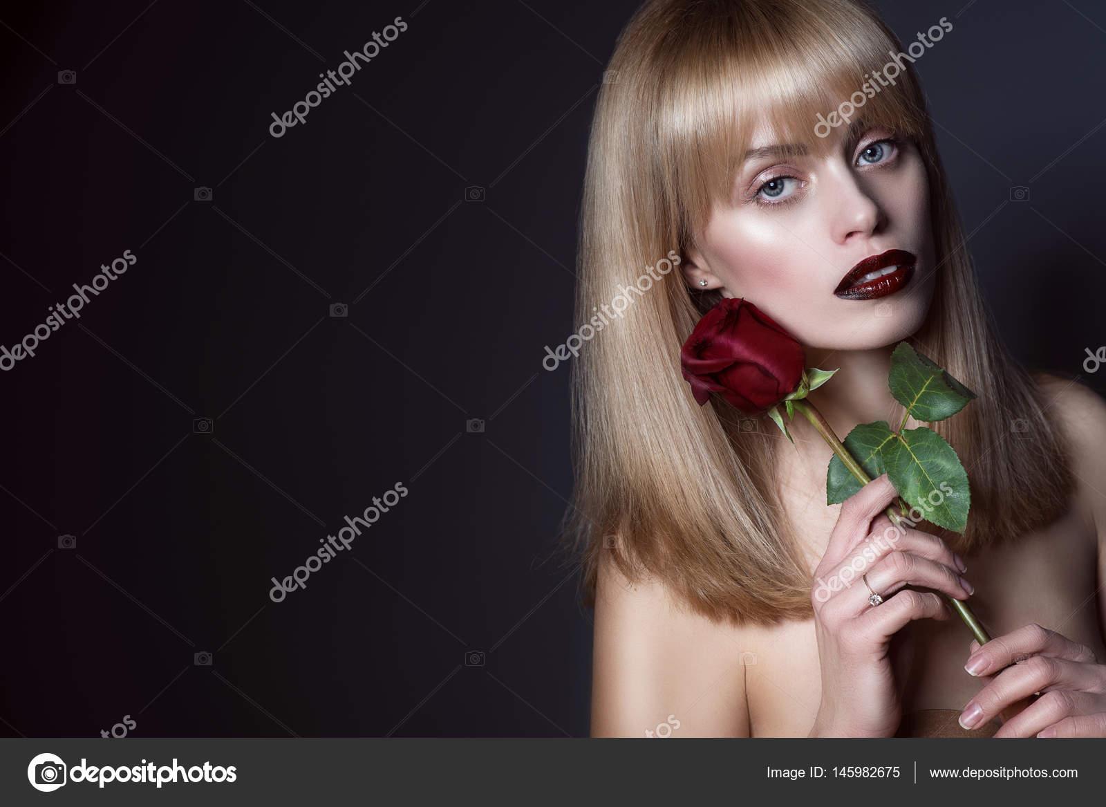 Hair model arm nude