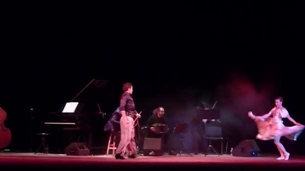 Argentinische Tango-Show