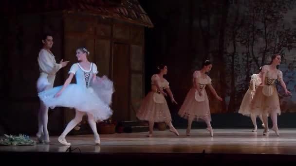 Klasický balet Giselle