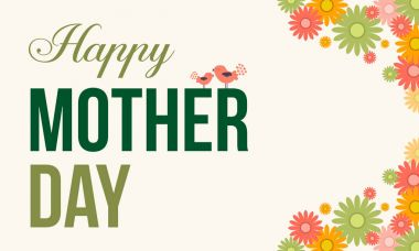Illustration vector mother day style