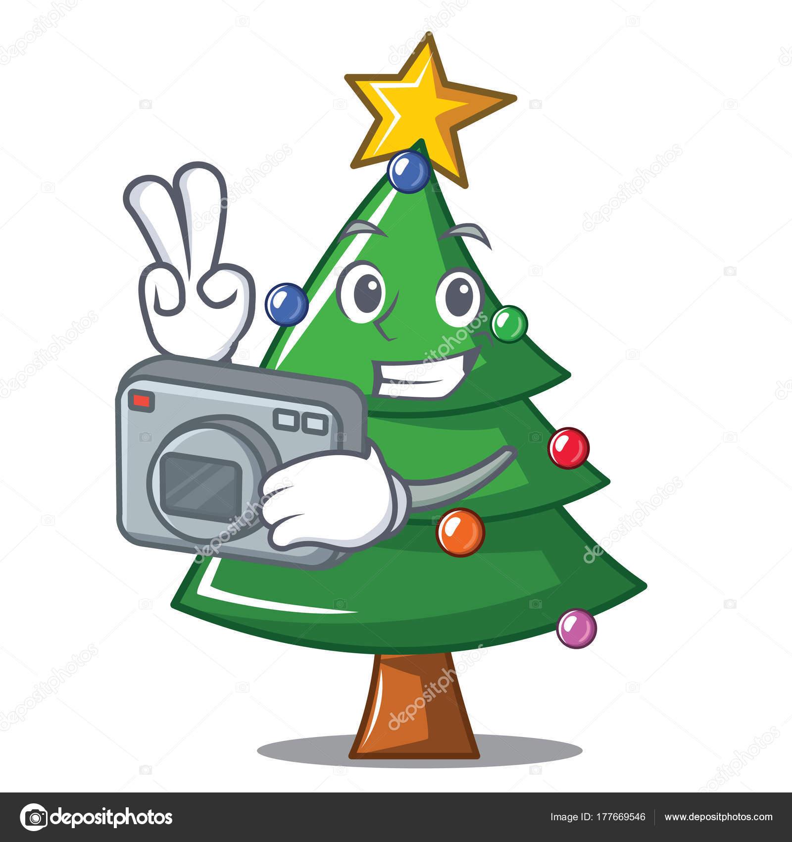 Resultado de imagen de fotografo navidad  dibujo