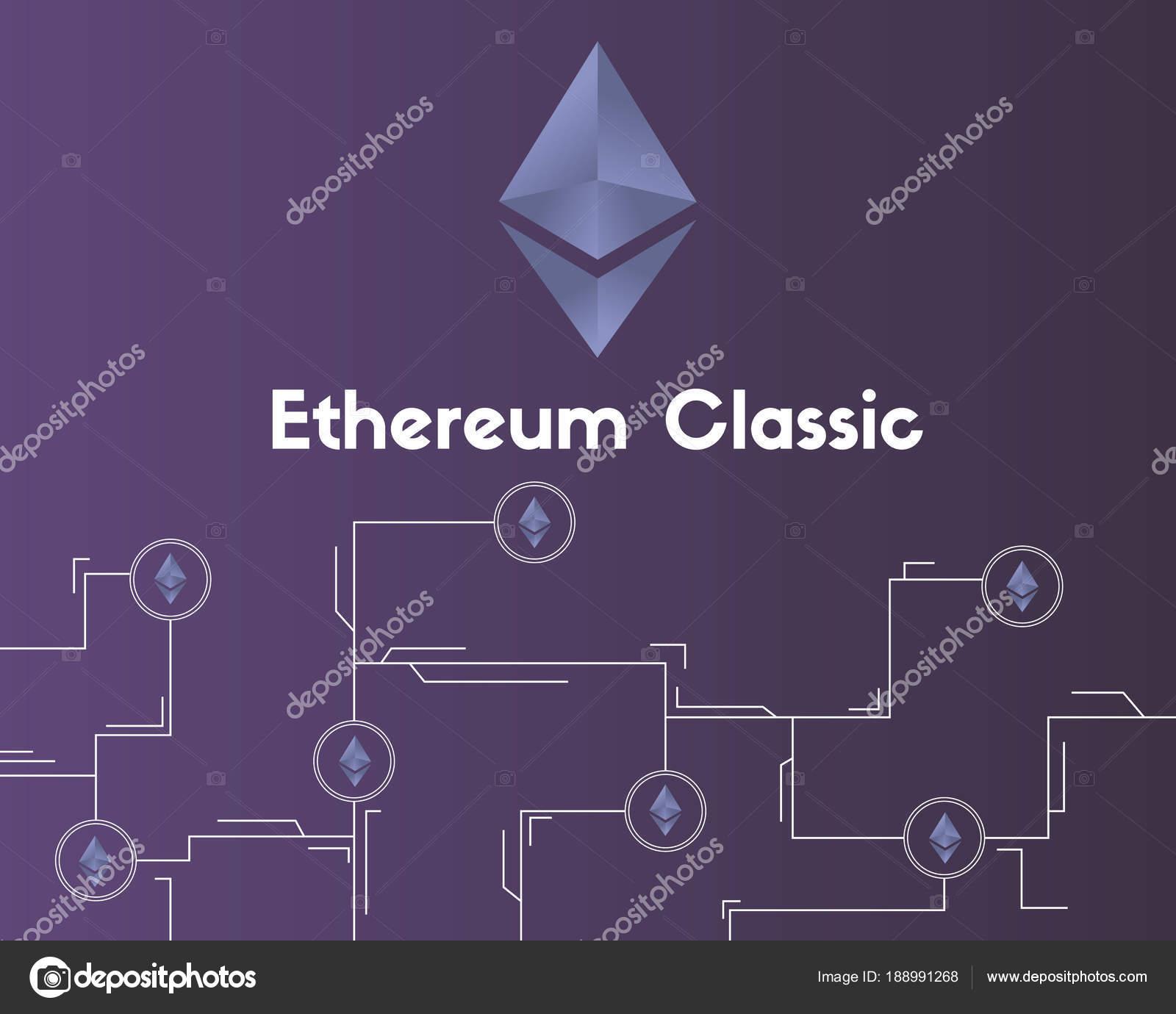 Circuito Virtual : Fondo de circuito virtual de etereum classic blockchain u archivo