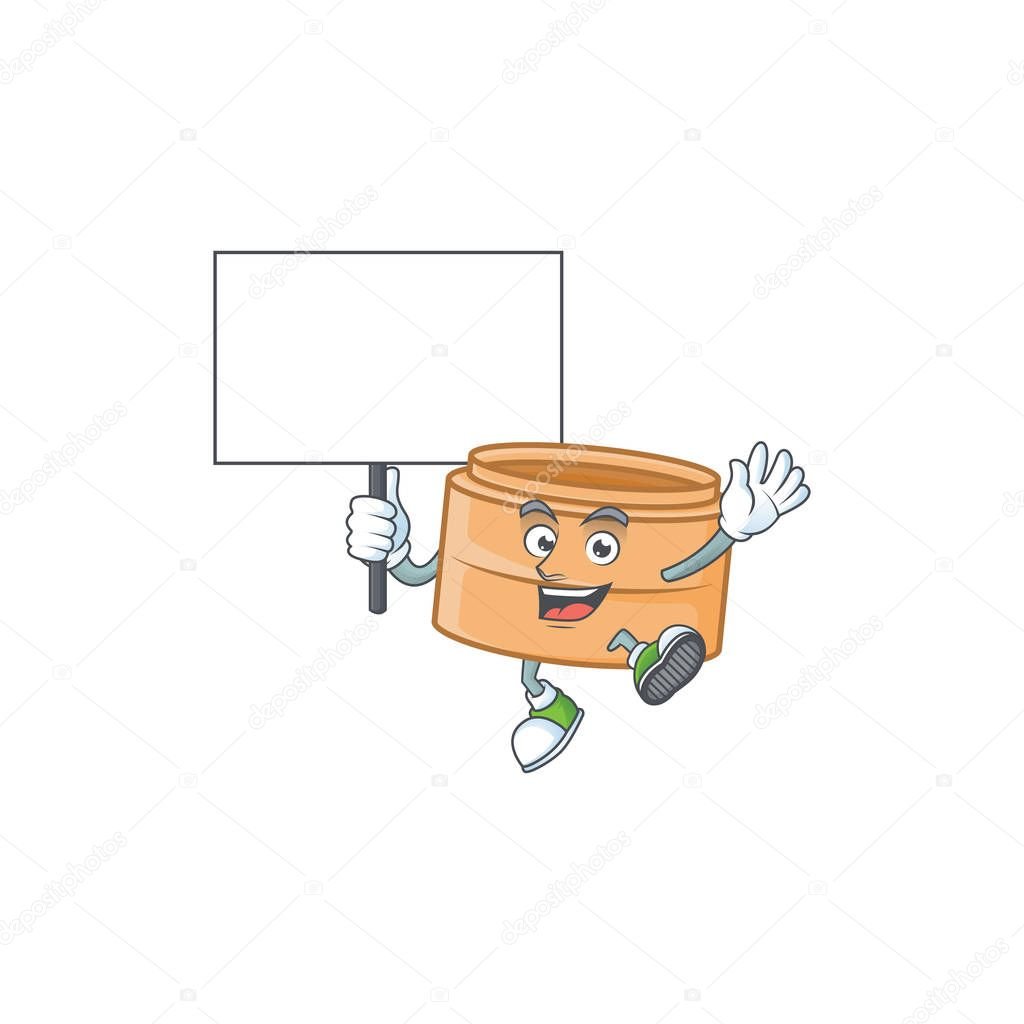 An Icon Of Dimsum Basket Cartoon Character Style Bring Board Vector Illustration Premium Vector In Adobe Illustrator Ai Ai Format Encapsulated Postscript Eps Eps Format