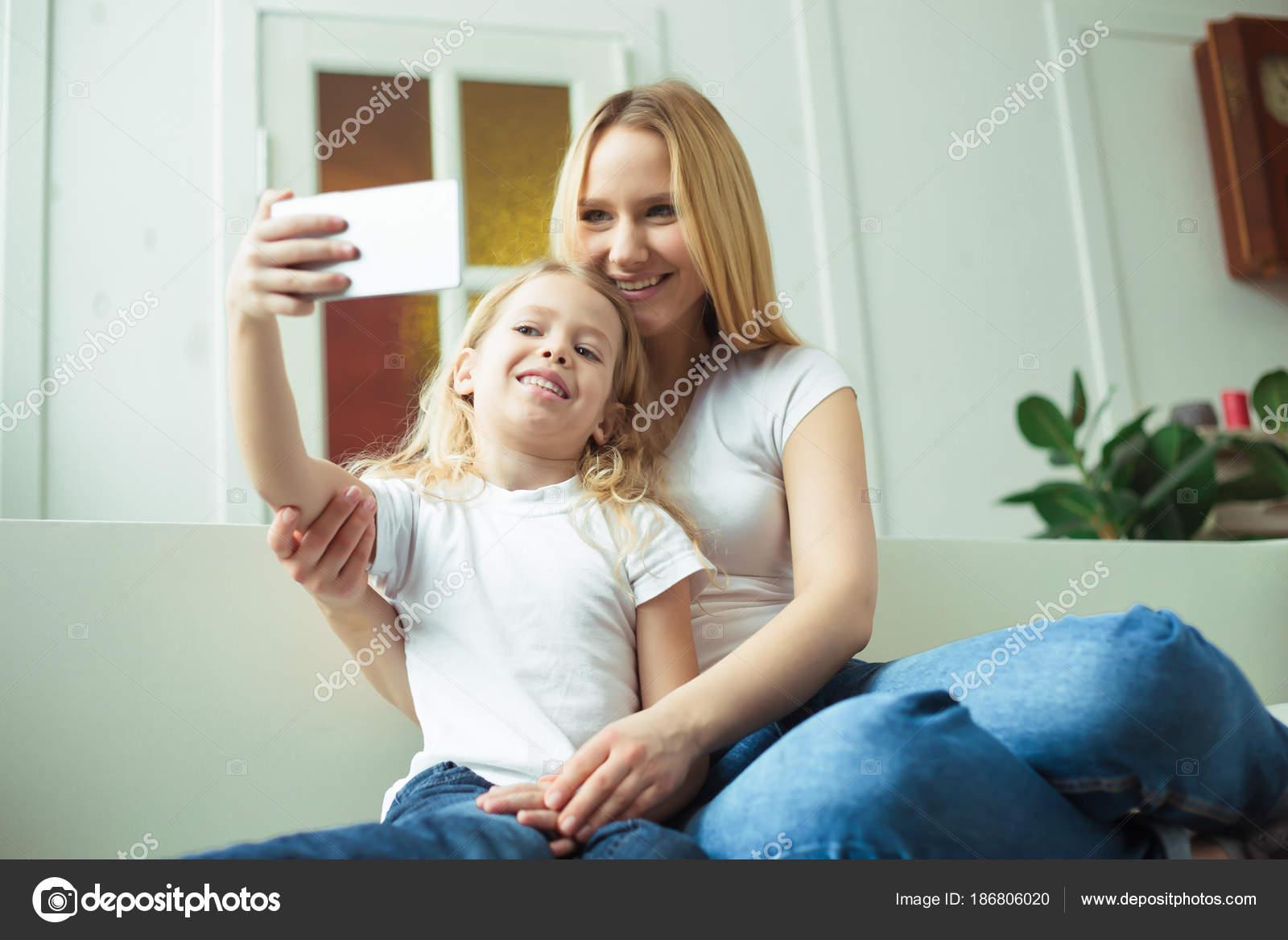 дочки и куни мамы
