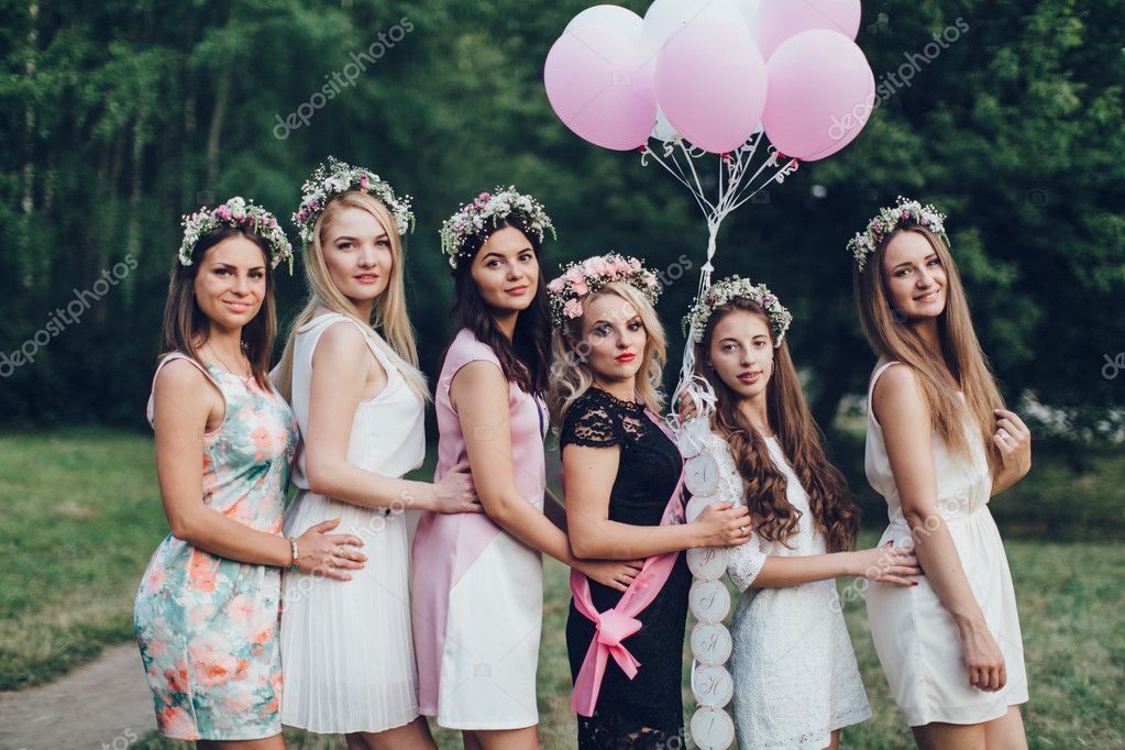 Hen Party Before Wedding Stock Photo C Anatoliycherkas 127430638